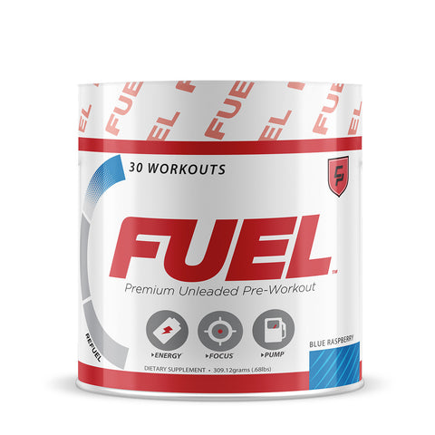 Fuel Pre Workout by Campus Protein