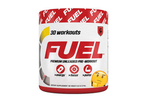 Campus Protein New Fuel Pre Workout