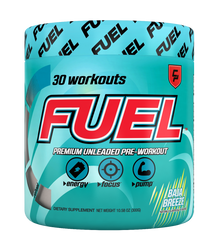 Campus Protein Fuel Premium Pre Workout