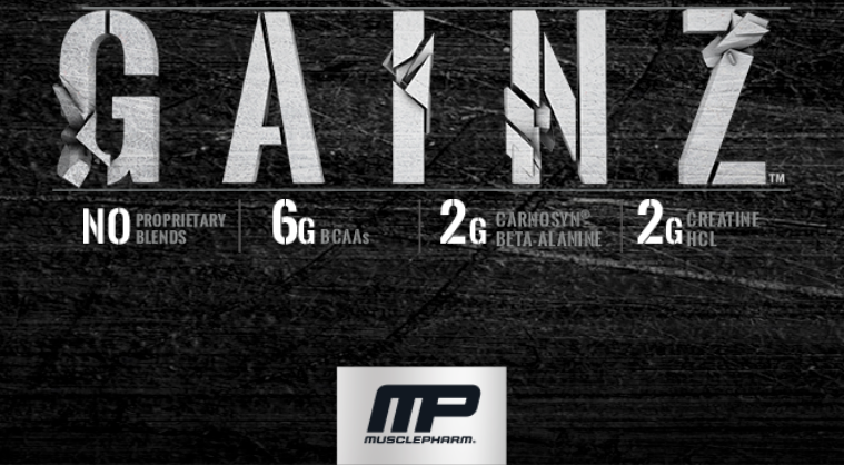 Musclepharm Hardcore Series Gainz