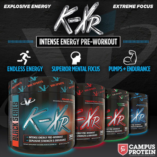 VMI K-XR (KRUSH IT) PRE WORKOUT
