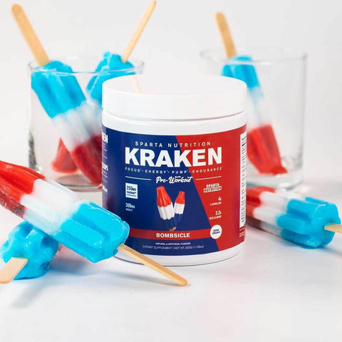 Sparta Nutrition Kraken Pre Workout