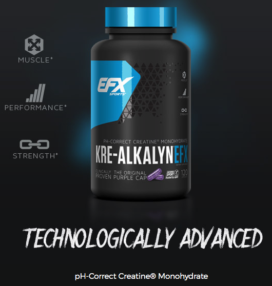 EFX Sports Kre Alkalyn