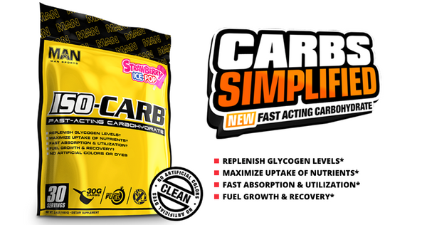 Man Sports Iso Carb