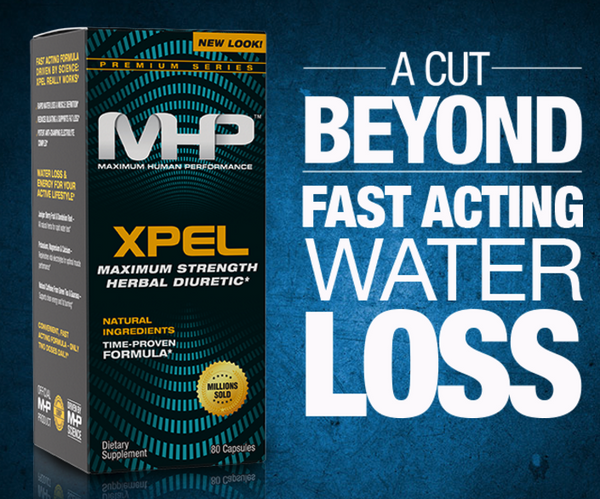 MHP Xpel Water loss