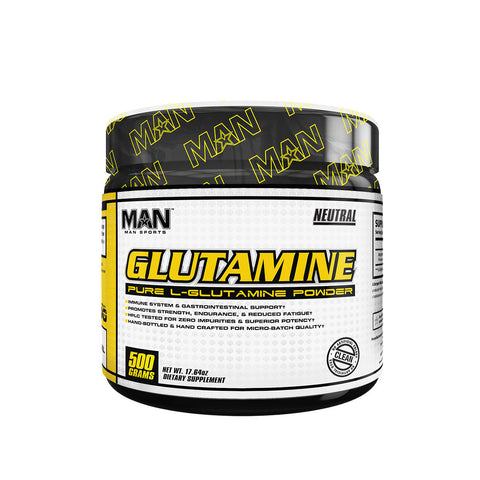 Man Sports Glutamine