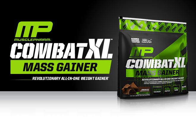 Muscle Pharm Combat XL