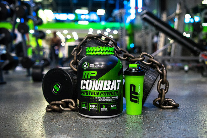 Musclepharm Combat Powder Sport