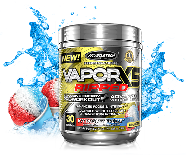Muscletech Vapor X5 Ripped
