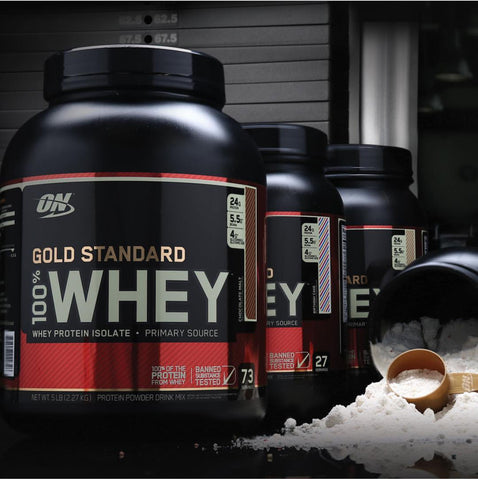 Optimum Nutrition Gold Standard - Campus Protein