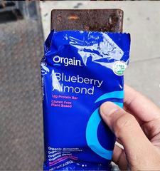 Orgain Plant Based Protein Bar