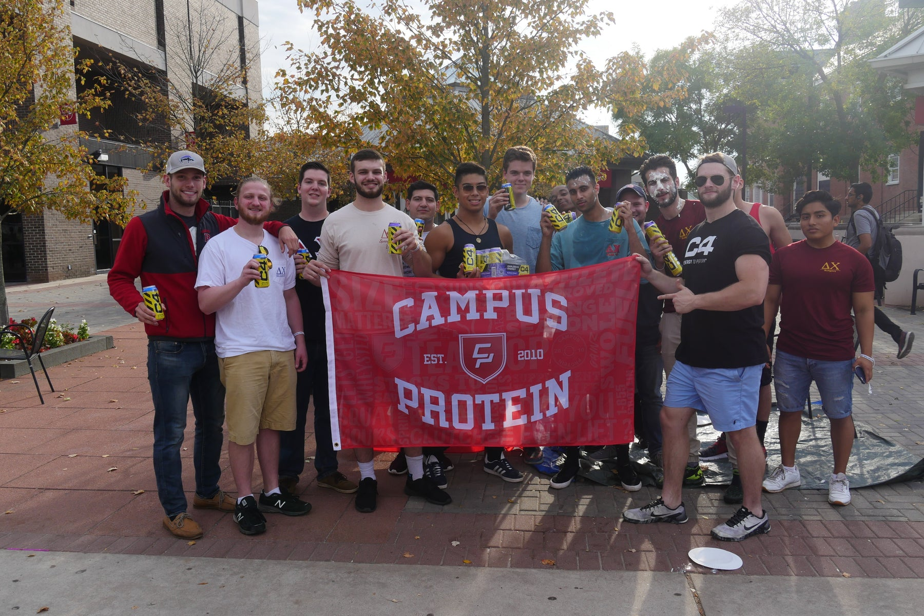 Campus Protein Rep Homepage