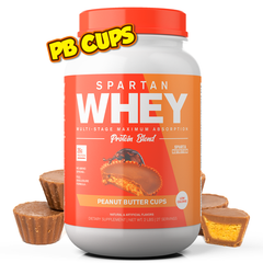 Sparta Nutrition Spartan Whey Peanut Butter Cups