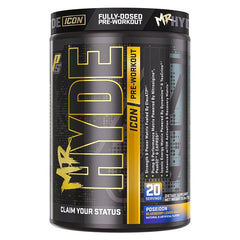 Pro Supps Mr Hyde ICON Pre Workout Supplement
