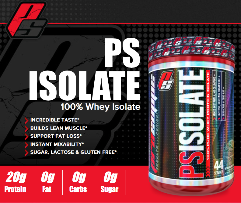 Pro Supps PS Isolate Protein