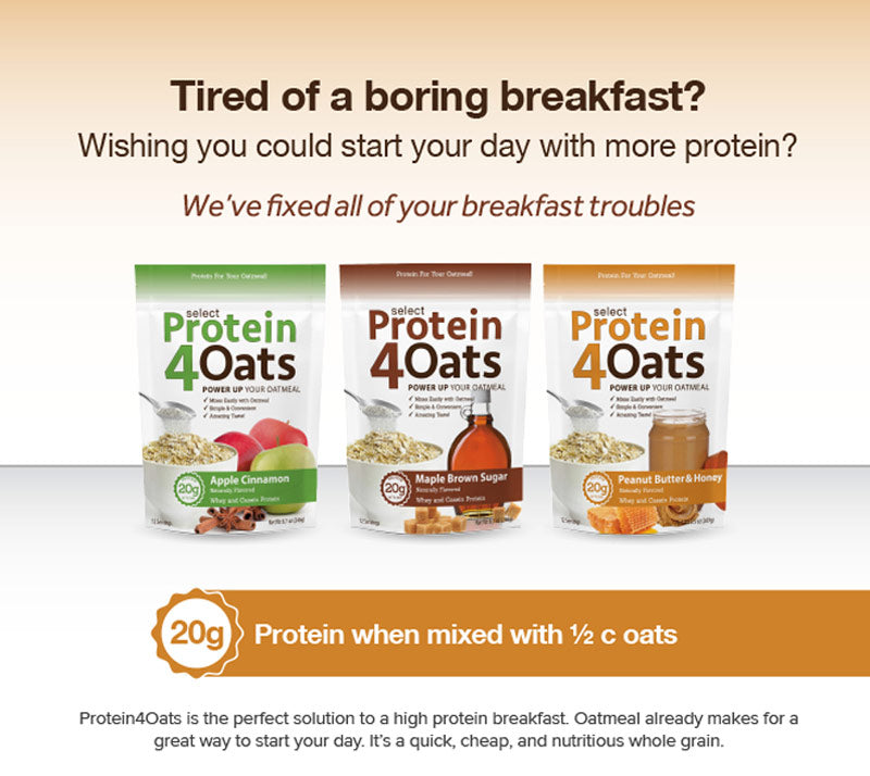PEScience Protein4Oats