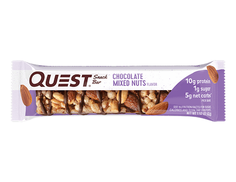 Quest Snack Protein Bar Nut Bar