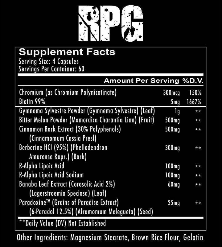 RedCon1 RPG – CampusProtein.com