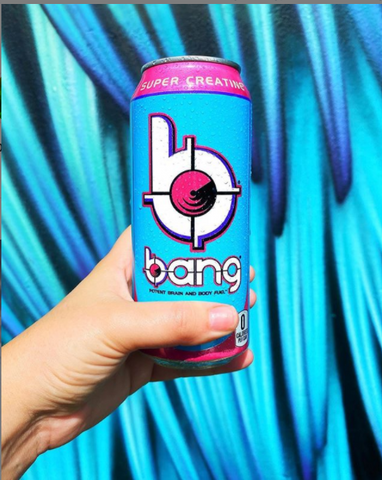 BANG Energy Drink Radical Skadattle