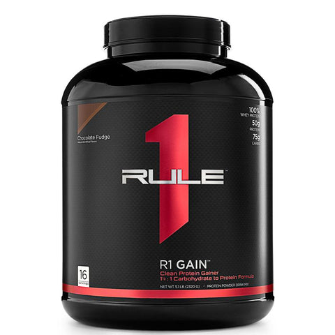 Rule1 R1 Weight Gainer Protein