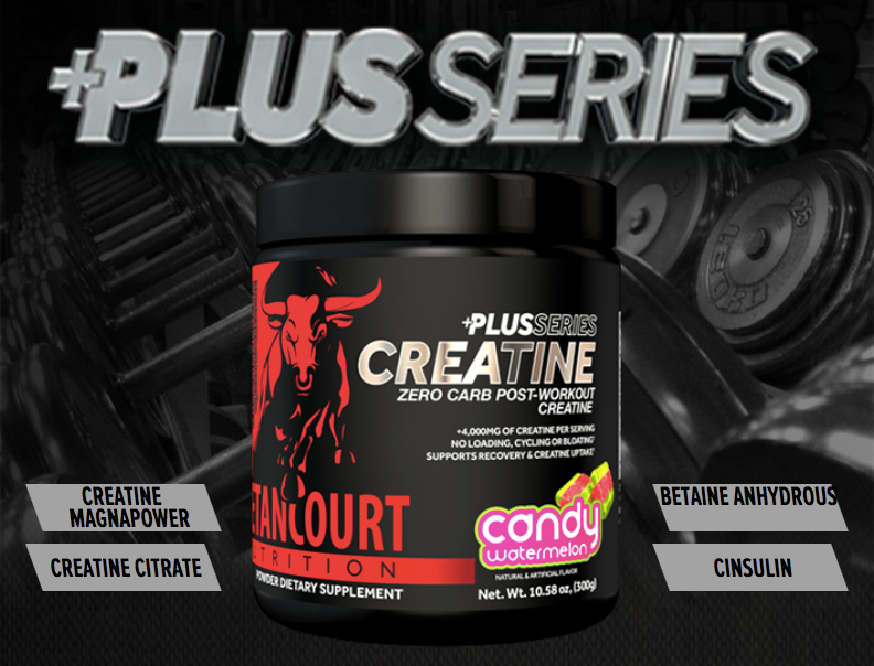 Betancourt Creatine Plus