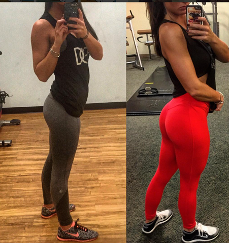 Interview: Jenna Myers – CampusProtein com