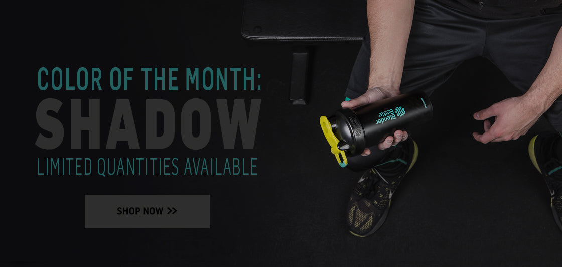 Shadow Blender Bottle Color of the Month (COTM)