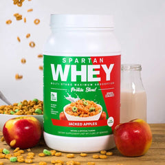 Spartan Whey by Sparta Apple Jacked
