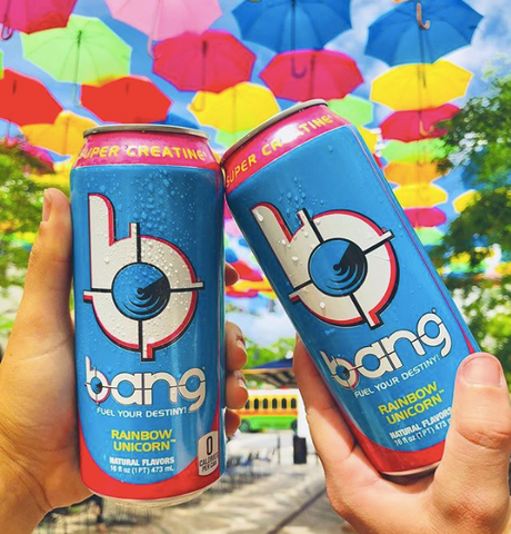 Vpx BANG Energy Rainbow Unicorn Energy Drink