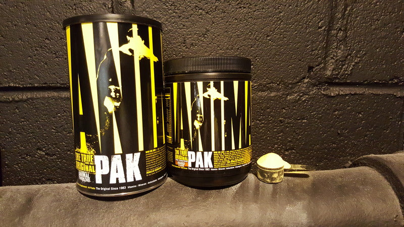 Animal Pak Powder by Universal