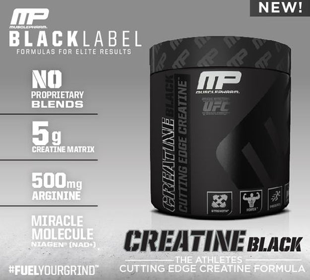 Creatine Black Series by MusclePharm