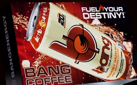 VPZ Sports BANG KETO Coffee