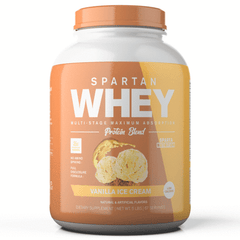 Sparta Nutrition Spartan Whey Vanilla Ice Cream