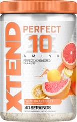 Xtend BCAA Perfect 10 Amino Acid Supplement
