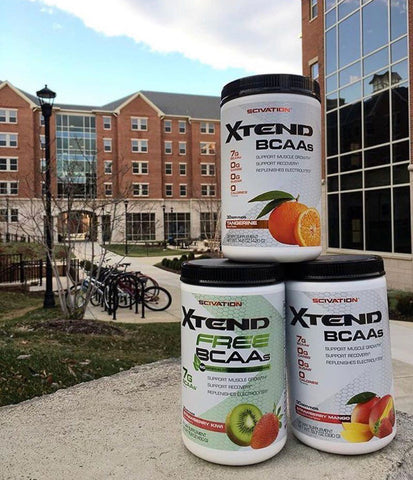 Scivation Xtend BCAA's - Campus Protein