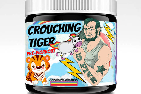 Crouching Tiger Pre-Workout