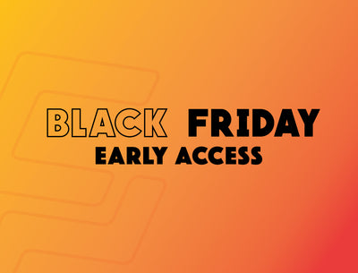 Want early access to the deals?