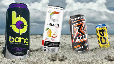 Energy Drink of the Month Club