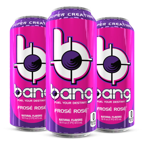 Frose Rose BANG Energy by VPX