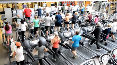 Gym rush hour survival guide campusprotein.com