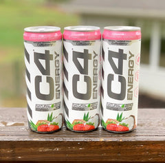 Cellucor Natural C4 Energy Drink