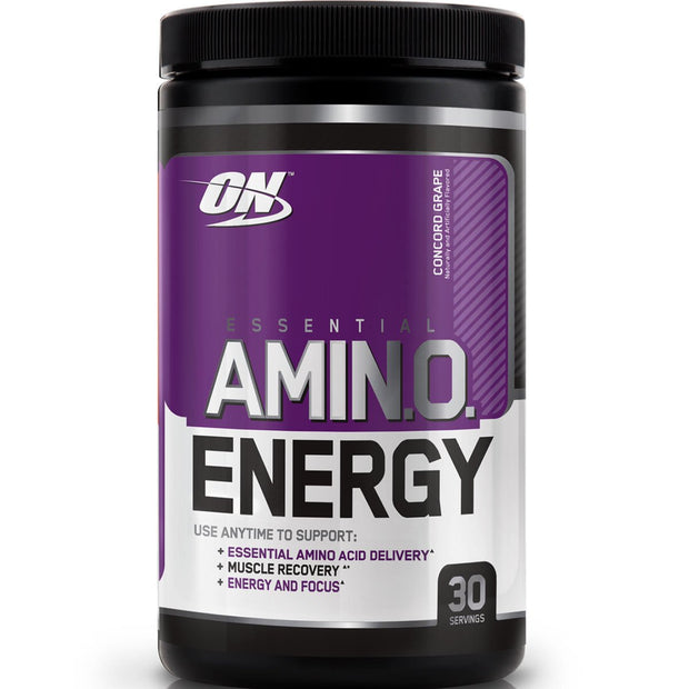 Optimum Nutrition Essential Amino Energy Concord Grape