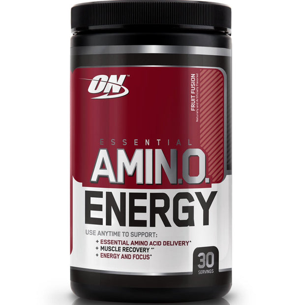 Optimum Nutrition Essential Amino Energy Fruit Fusion