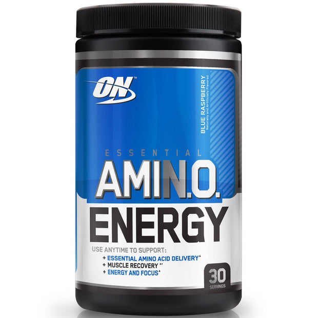 Optimum Nutrition Essential Amino Energy Blue Raspberry