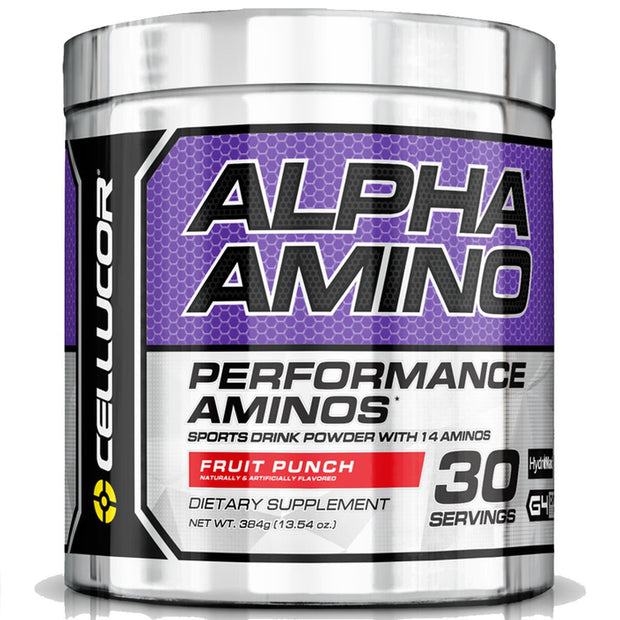 Cellucor Alpha Amino Fruit Punch