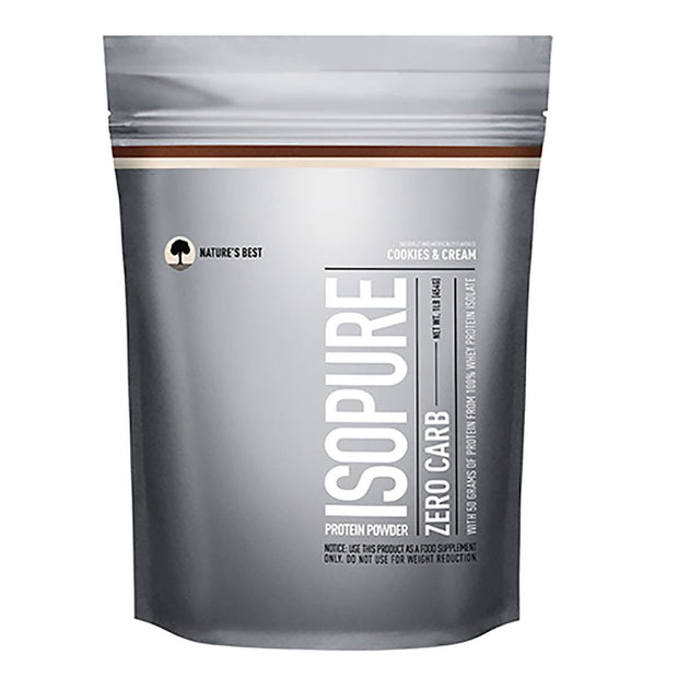 Nature's Best IsoPure Powder