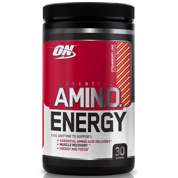 Optimum Nutrition Essential Amino Energy Strawberry Lime
