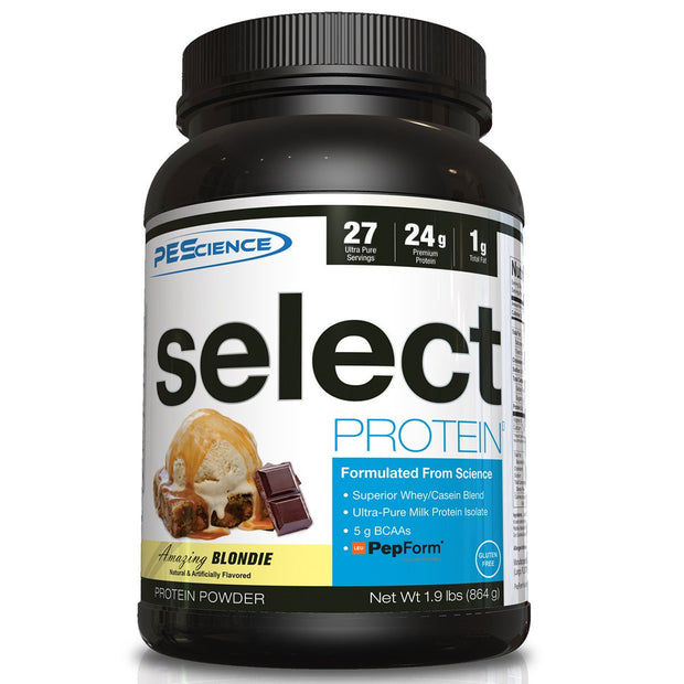PeScience Select Protein Amazing Blondie 27 Servings