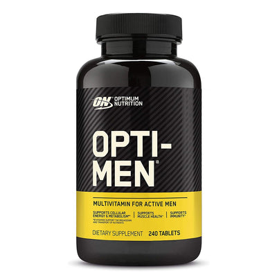 ON Optimum Nutrition Opti-Men Multivitamin for Men 240 Tablets