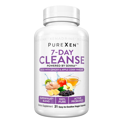 Xenadrine PureXen 7 Day Cleanse Supplement